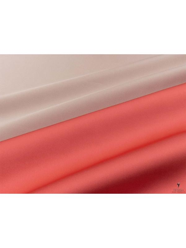 Double Face Twill Fabric Dubarry Morganite Pink