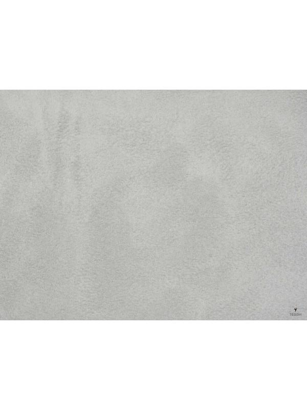 Microsuede Fabric Light Grey - MCL