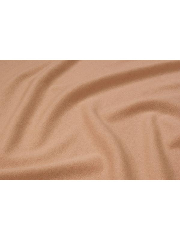Velour Fabric Wool and Cashmere Piacenza 1733 Salmon