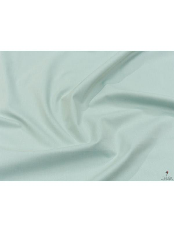 Cotton Twill Yarn Dyed Fabric Clear Water Made in Italy